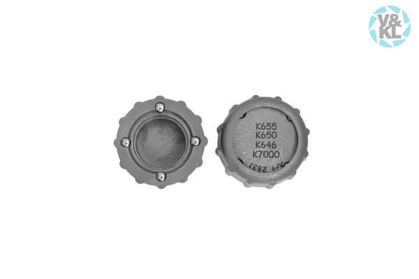 Kavo universal back cap key