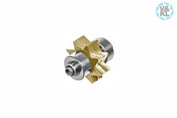 Rotor for Castellini Titanium Gold 2