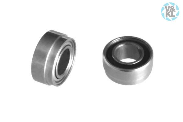 3,175 x 6,350 x 2,779 mm Ceramic, Radial, Stepped Ball Bearing