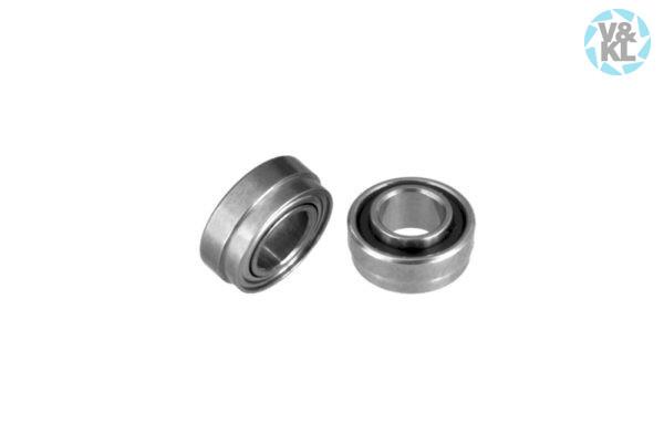 3,175 x 6,350 x 2,381 / 2,779 mm Ceramic, Radial, Stepped Ball Bearing