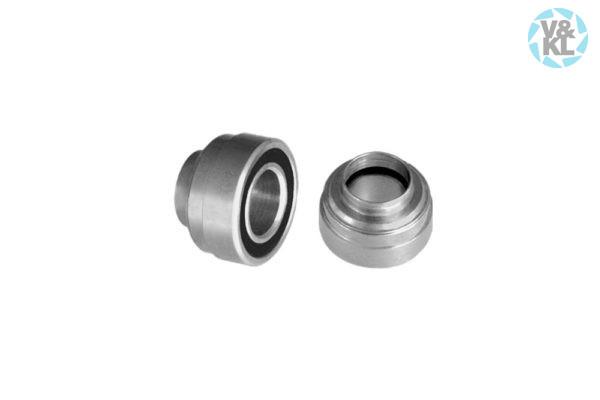 3,175 x 6,350 x 4,159 / 2,779 mm Ceramic, Angular, Stepped Ball Bearing