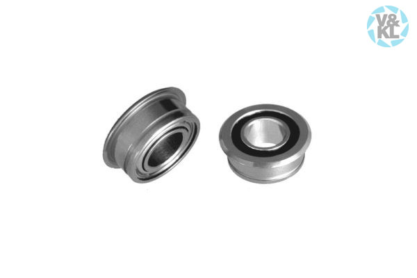 3,175 x 6,350 x 2,779 mm Ceramic, Radial, Flanged/Unique Ball Bearing