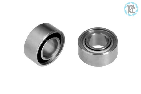 3,175 x 6,350 x 2,779 mm Ceramic, Radial, Smooth Ball Bearing