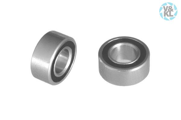 3,175 x 6,350 x 2,779 mm Ceramic, Angular, Smooth Ball Bearing